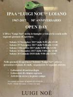 Open Day all' IPAA 'Luigi Noè' di Loiano