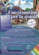 """""""Uno scontrino per la scuola"""", dal 1° dicembre  l'iniziativa di Ascom ed i Commercianti di Loiano"""