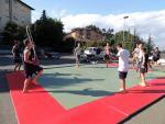 Grande successo nella prima giornata della 'Festa dello Sport'