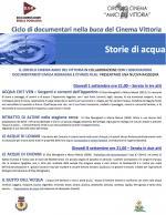 """""""Storie di acqua"""", giovedì 1 e 8 settembre racconti, documentari e ... degustazioni delle acque delle fontane di Loiano"""