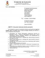 Lunedì 18 Dicembre Commissione Consiliare
