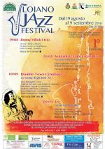 """Dal 19 agosto al 9 settembre la 1° Edizione del  """"Loiano Jazz Festival"""""""