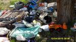 Abbandono rifiuti nel lungo Savena: la Polizia Municipale di Loiano scopre il colpevole