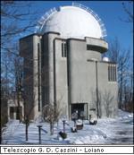 Visite al telescopio di Loiano