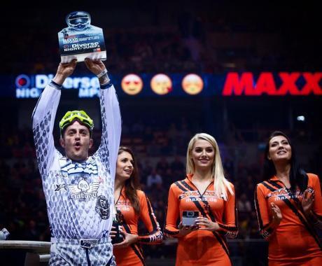 Massimo Bianconcini vince il Campionato del Mondo di Step Up MX