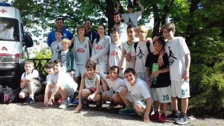 """Basket, positiva la trasferta degli Esordienti al Torneo """"Un canestro per Bologna"""""""