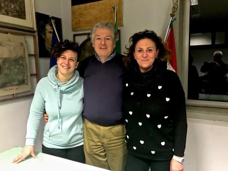 Valentina Mezzini e Lucia Maestrami neo elette presidente e vicepresidente dell'ASCOM di Loiano