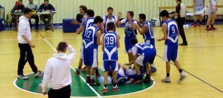 Ottava vittoria del Basket Loiano 2015