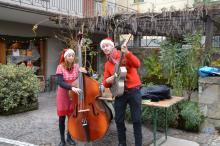 Musica, banchetti  e tanta allegria ai Mercatini di Natale di Loiano