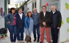 Inaugurata la nuova infermeria del Canile Savena. Piantato un albero in ricordo di Mirko