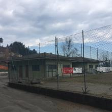 Aggiudicati alla ditta Daniele Maestrami i lavori di ristrutturazione degli spogliatoi del centro sportivo