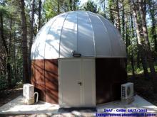 Rendicontazione finale del nuovo Planetario, € 70.000,00 per la sua realizzazione