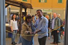 L'Enoteca Malagoli 'Macchie Di Vino' ha inaugurato in centro Loiano