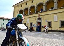 """Il """"Motogiro d'Italia"""" ha fatto tappa a Loiano"""