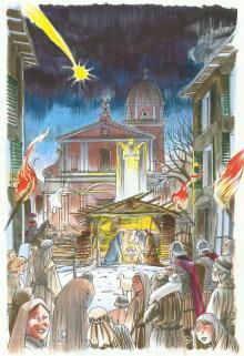 Martedì 26 dicembre il 'Presepe vivente' nella piazzetta della Chiesa a Loiano