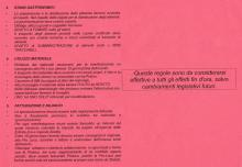 """""""Obblighi per le manifestazioni realizzate in collaborazione con la Pro Loco""""."""
