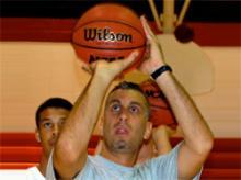 Basket, giovedì 5 maggio stage di tiro con Adam Filippi, scout della NBA