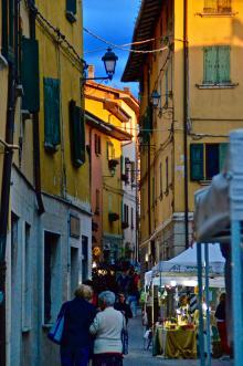 Le chiusure di via Roma per le manifestazioni del periodo natalizio